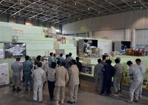 Radiation leak at Japan lab; small impact expected