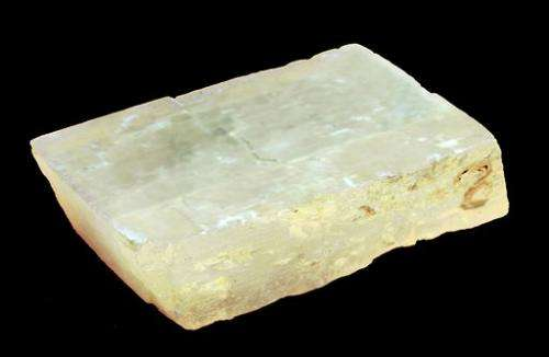 Researchers: We may have found a fabled sunstone