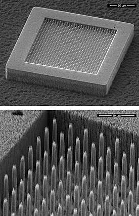 New player in electron field emitter technology makes for better imaging and communications