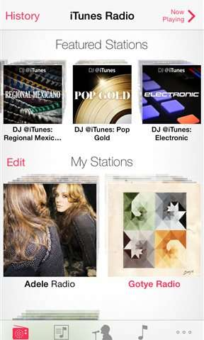 Review: Don't ditch Pandora yet for iTunes Radio