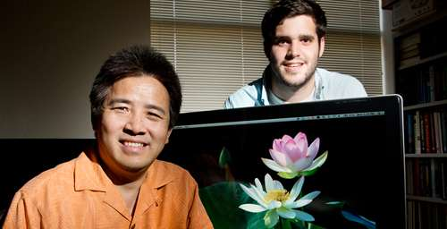 Sacred lotus genome sequence enlightens scientists