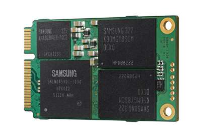 Samsung introduces industry's first 1 terabyte mSATA SSD