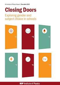 School gender prejudice reflected in subject choices