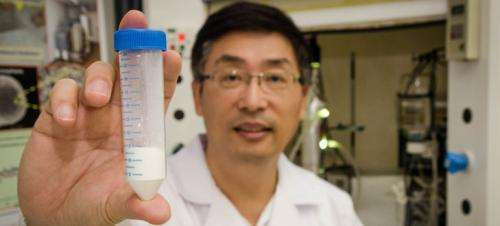Scientist develops a multi-purpose wonder material to tackle environmental challenges
