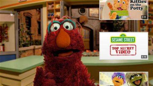 Sesame Street' nears 1 billion views on YouTube