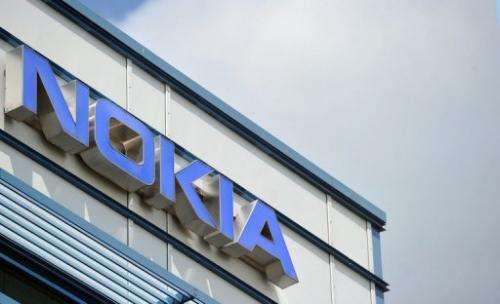 Shares in beleaguered Finnish mobile phone giant Nokia soar