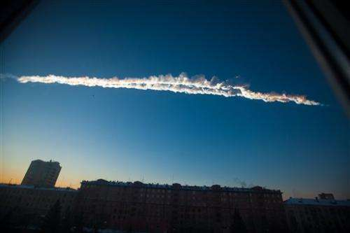 Sky fall: Meteorites strike Earth every few months