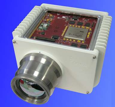 Smaller pixels, smaller thermal cameras for warfighters