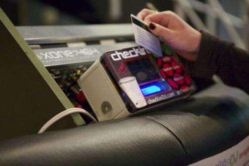 Social media enables interactive jukebox