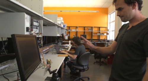 Spinoff to introduce ultrasonic gesture recognition for small devices (w/ Video)
