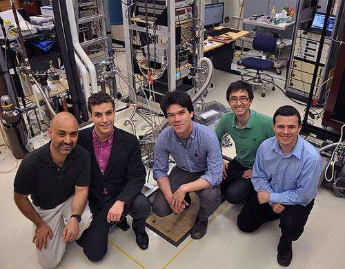 Stacking 2-D materials produces surprising results
