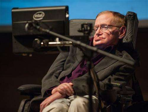 Stephen Hawking: Explore space for humanity's sake