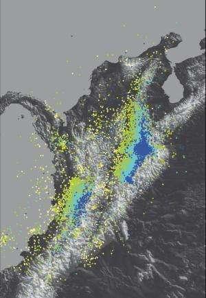 Study faults a 'runaway' mechanism in intermediate-depth earthquakes