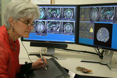 Study finds differences in brains of children with nonverbal learning disability