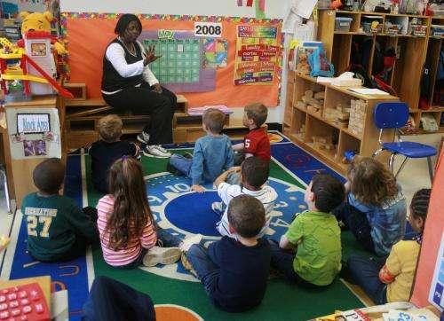 Study: Language can affect children's mathematical development