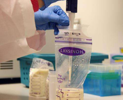 Study shows buying breast milk online is likely to cause illness in infants