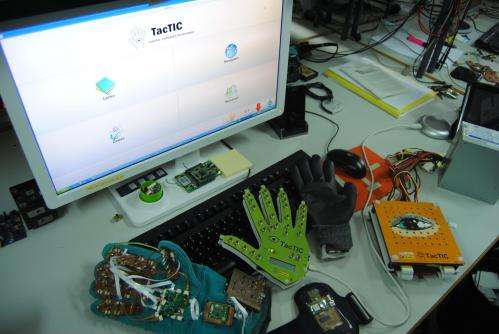 New system helps deafblind people to communicate
