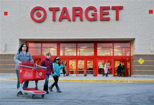 Target: Justice Dept. investigates its data breach