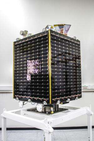 Testing time for Proba-V, ESA's global vegetation tracker