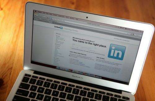 The bulk of LinkedIn members are in the United States