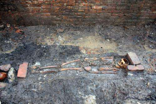 The day before death: A new archaeological technique gives insight into the day before death