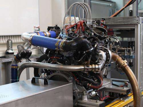 The efficient choice among combustion engines