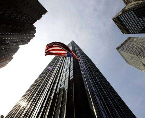 The New York headquarters of Cerberus Capital Management, a private equity group on May 15, 2007