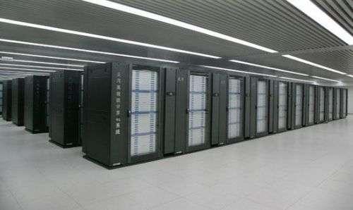 Tianhe-2 supercomputer at 31 petaflops is title contender