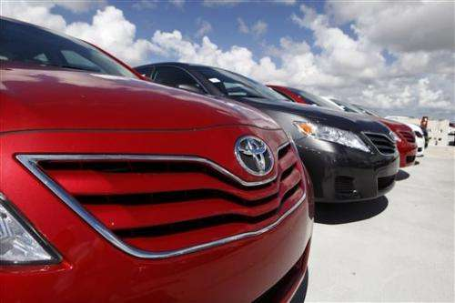 Toyota exec: Camry will stay as US top-selling car