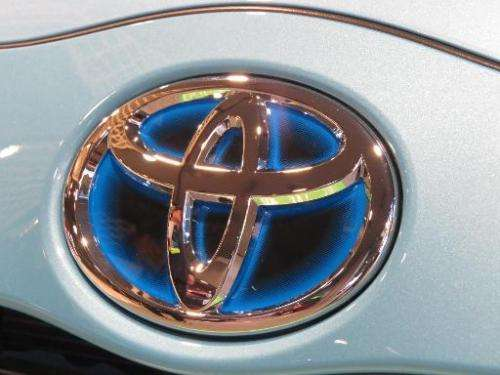 Toyota plans to unveil a new fuel-cell concept car which can be recharged in three minutes and has a range of 500 kilometres