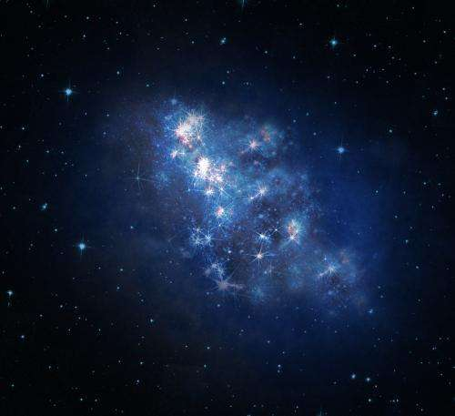 UC Riverside astronomers help discover the most distant known galaxy