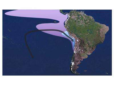 Unexpected interaction between ocean currents and bacteria