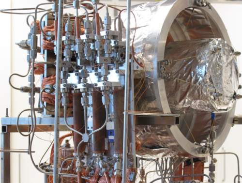 Unravelling the secrets of the universe: Researchers develop new cooling technology for optical detectors on spacecraft