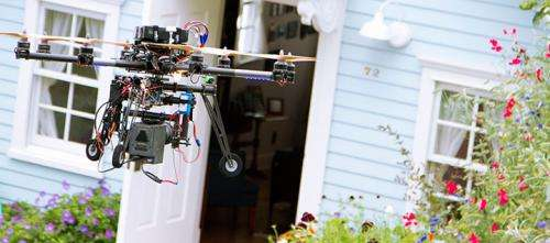 Use of drones raises questions