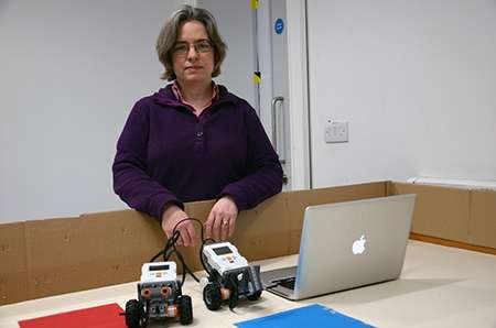 VIDEO – Lego Rovers head to NASA's International Space Apps Challenge