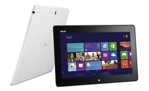 VivoTab Smart Tablet with Intel Atom Processor introduced