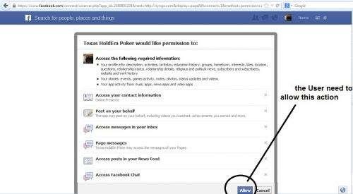 Vulnerability in Facebook's OAuth allowed hacker full profile access