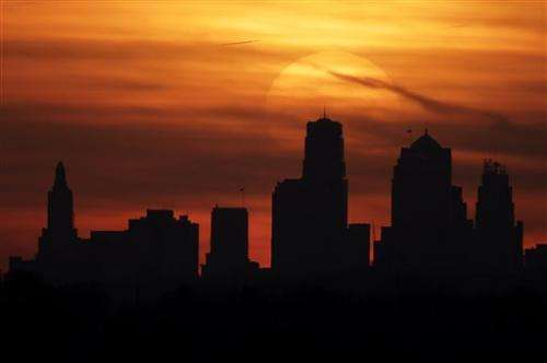 Warm spring, continued drought predicted for US