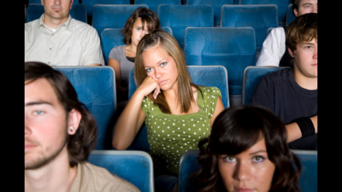 Watching R-rated movies lessens importance of faith for young people, study finds