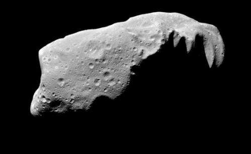 "Watch PBS NOVA's ""Asteroid—Doomsday or Payday?"""