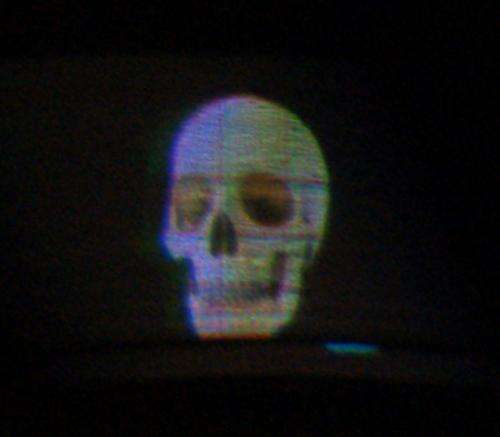 Cheap, color, holographic video: Better holographic video displays