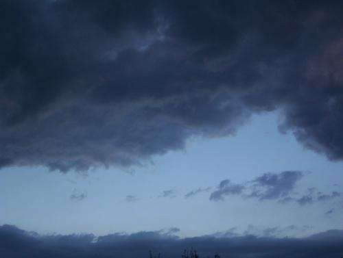 Wind and weather disrupt satellite signals at high latitudes