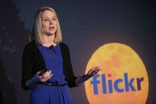 Yahoo unveils makeover of Flickr site (Update)