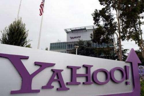 Yahoo on Friday said it bought social web-browsing startup Rockmelt