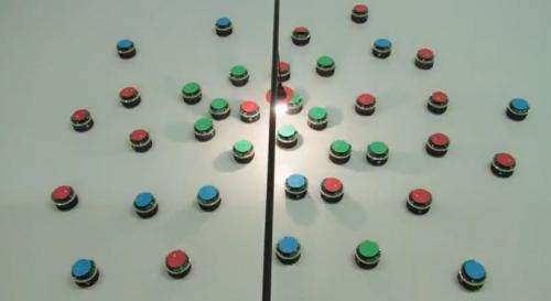 Swarming robots could be the servants of the future (w/ video)