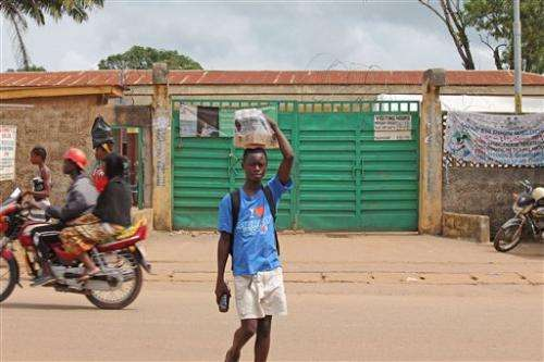 5 things to know about Ebola outbreak in W. Africa