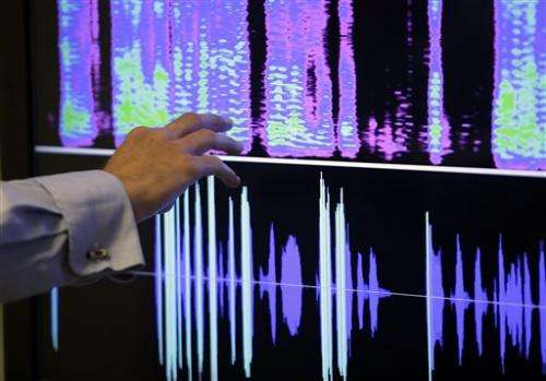 A look at how your voice is being used to ID you