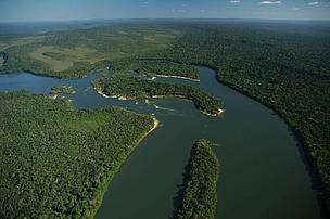 Amazon survey investigates fish and communities in region targeted for hydropower development