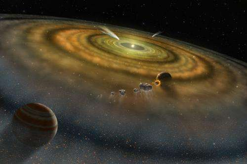 A star's early chemistry shapes life-friendly atmospheres