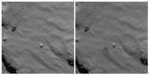 Comet scientists take break after 4 straight days